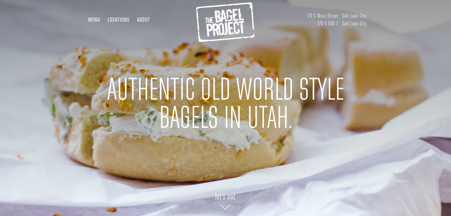 BagelProject