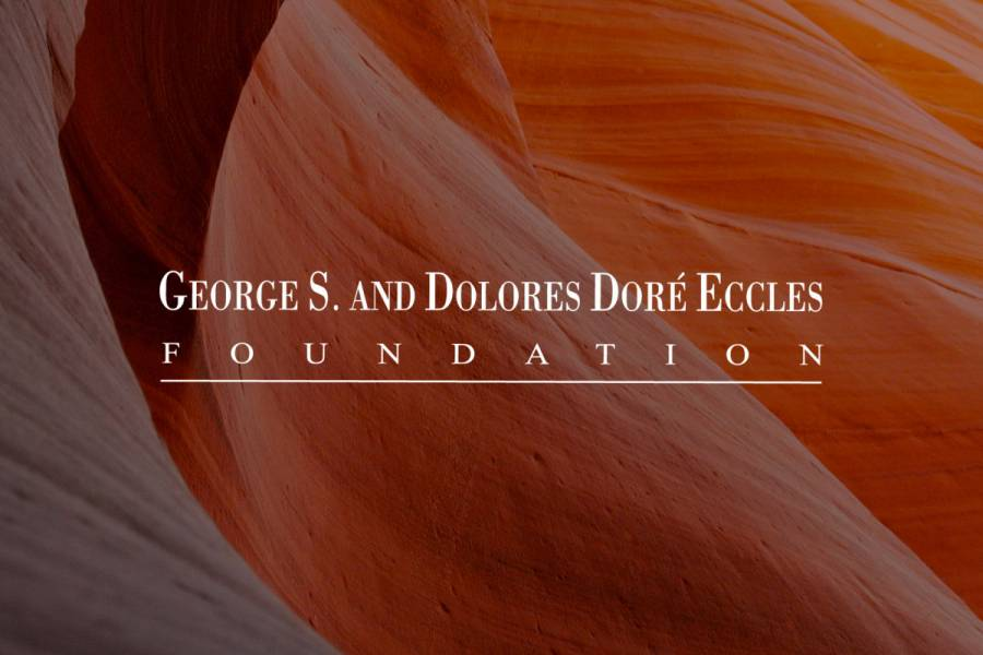 The George S. and Dolores Doré Eccles Foundation