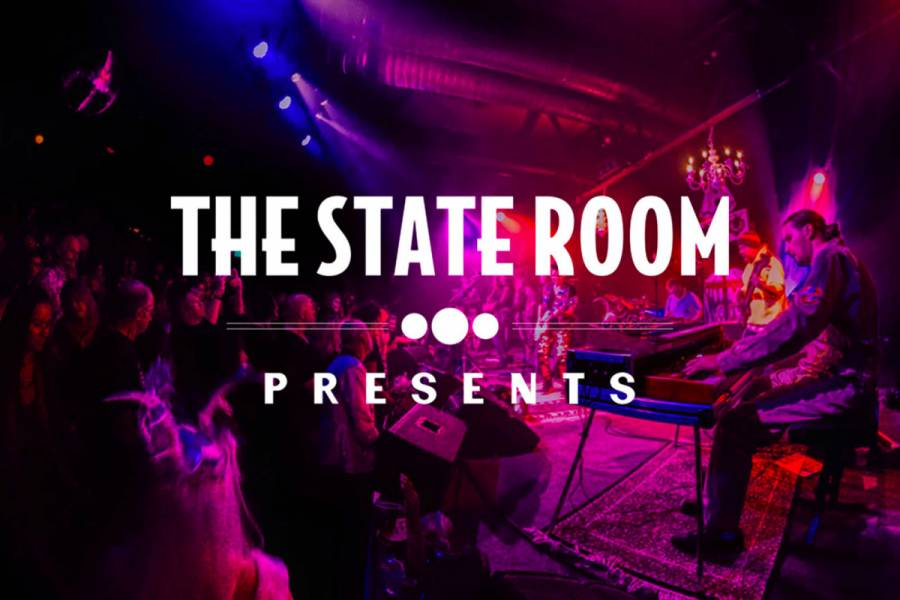 The State Room Presents