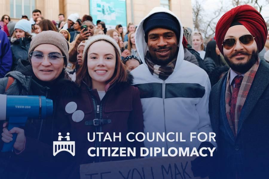 Utah Council for Citizen Diplomacy