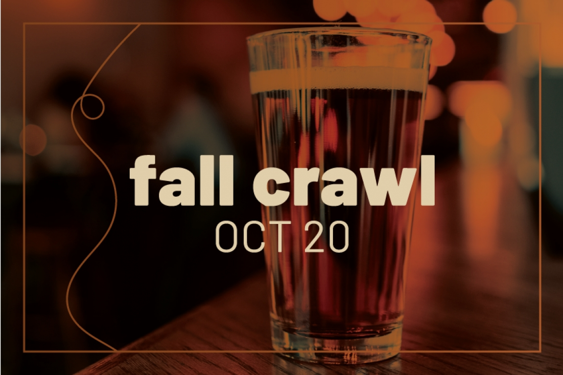 Check out the Utah Ale Trail Fall Crawl