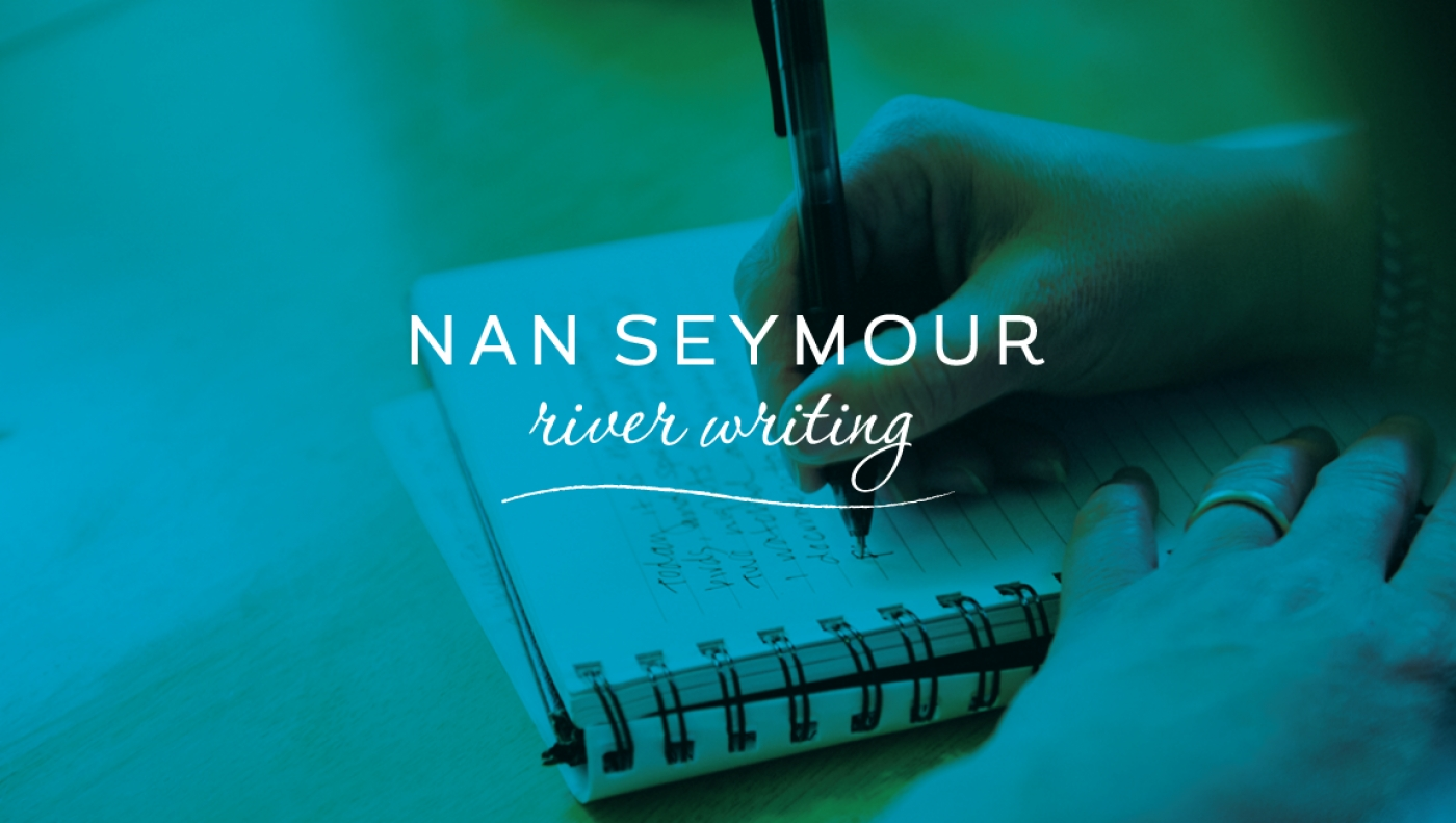Nan Seymor - River Writing