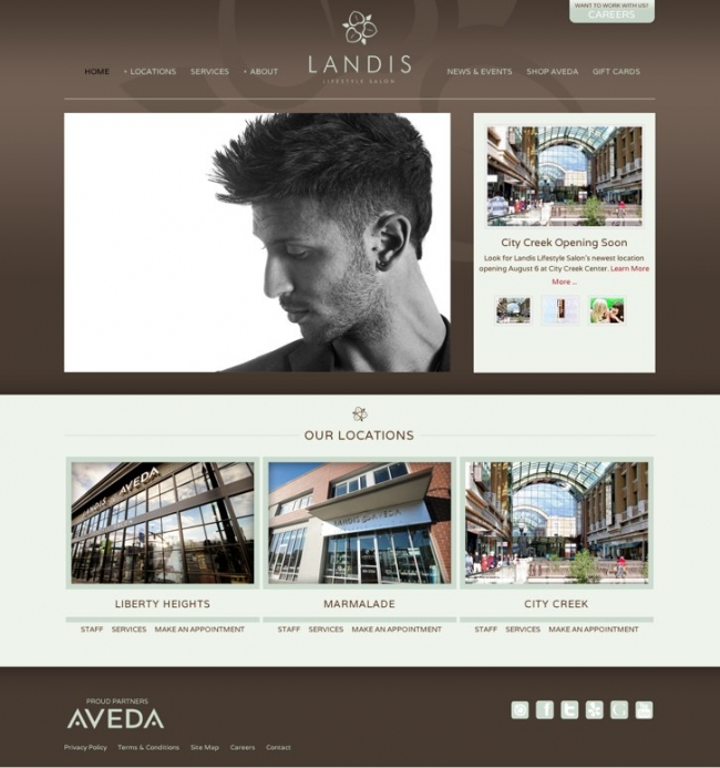 Landis Lifestyle Salon