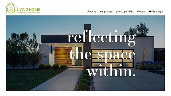 Living Home Construction & Design