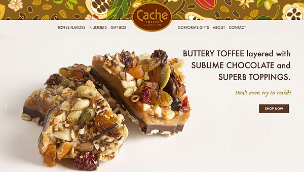 Cache Toffee
