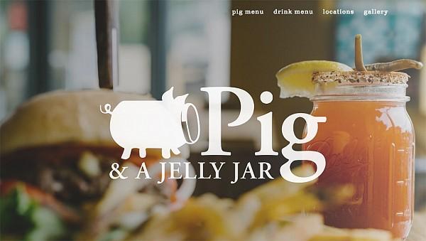 Pig & a Jelly Jar